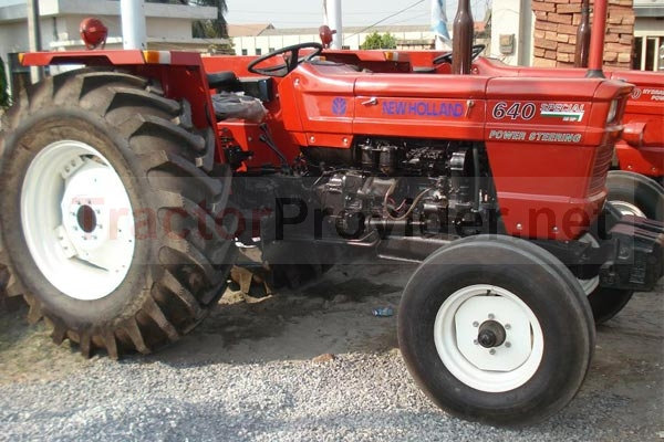 New Holland / 640S Stock No. TP1295811
