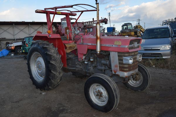 Massey Ferguson / MF-165 Stock No. TP11210621