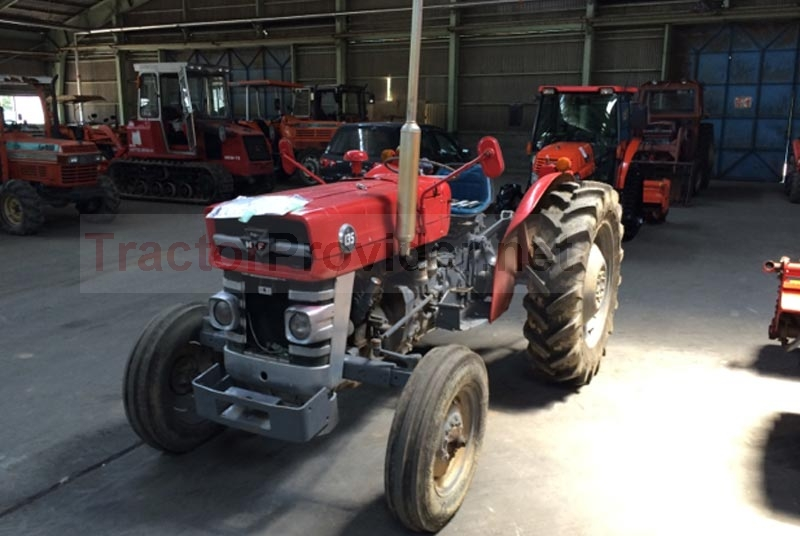 Massey Ferguson / MF-135 Stock No. TP11859701