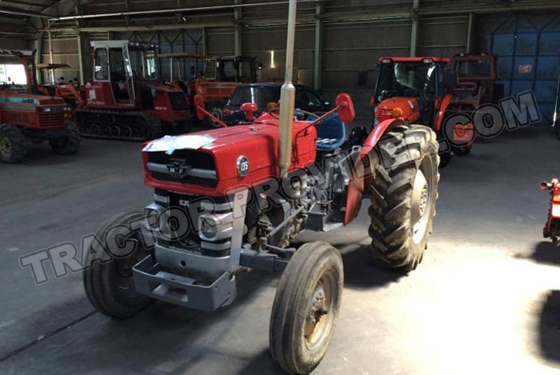 Massey Ferguson / MF-135 Stock No. TP1859701