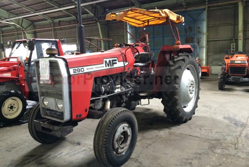 Massey Ferguson / MF-290 Stock No. TP11860701