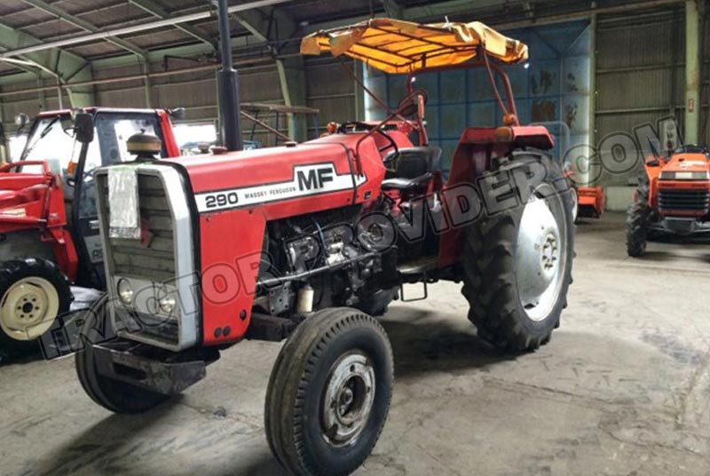 Massey Ferguson / MF-290 Stock No. TP1860701