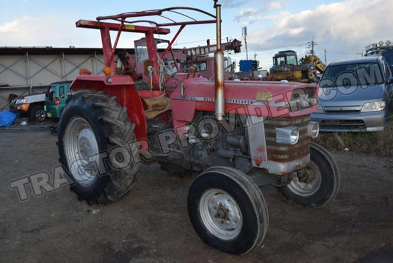 Massey Ferguson / MF-165 Stock No. TP1210621