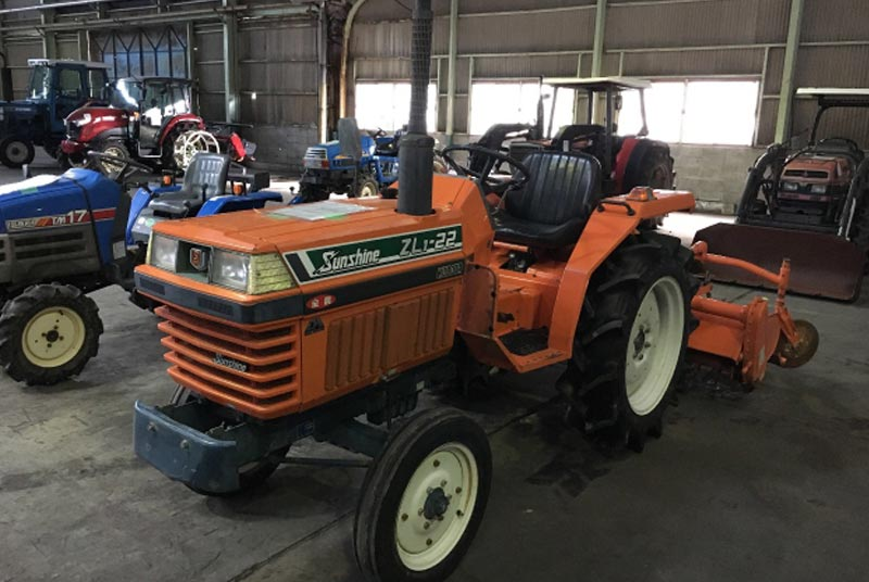Kubota / L1-22 Stock No. TP11046651