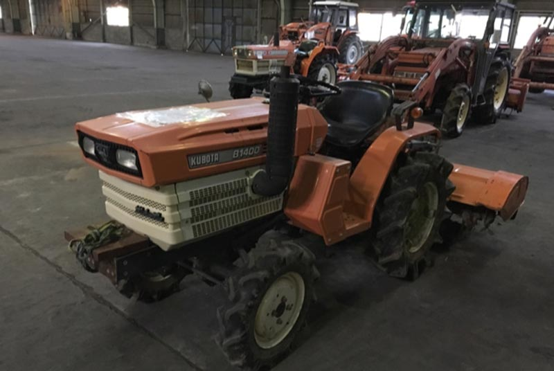Kubota / B1400 Stock No. TP11049651