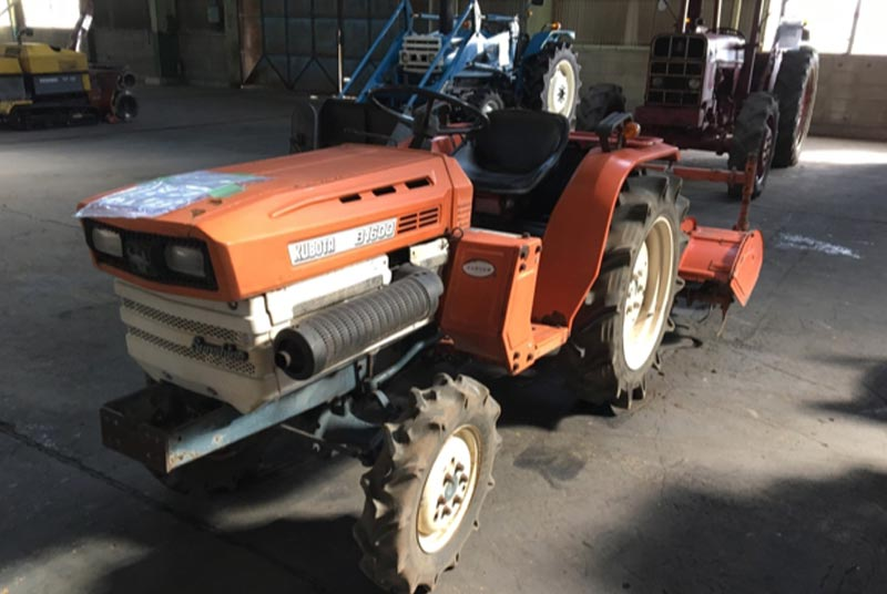 Kubota / B1600DT Stock No. TP11050651