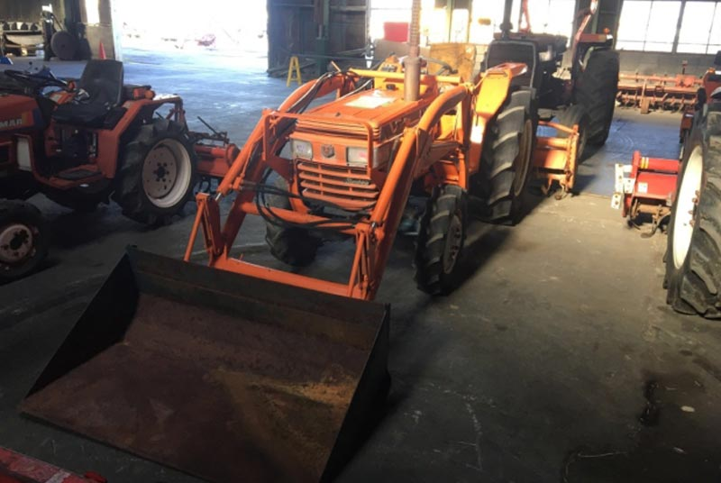 Kubota / L1-28 Stock No. TP11051651