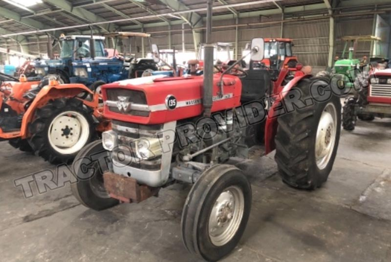 Massey Ferguson / MF-135 Stock No. TP1927801