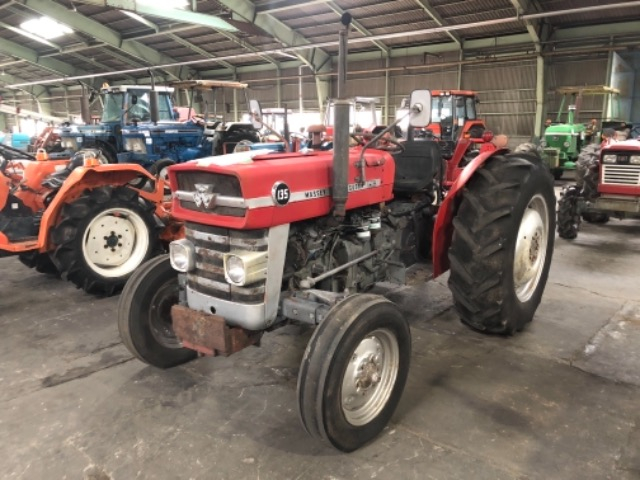 Massey Ferguson / MF-135 Stock No. TP11927801
