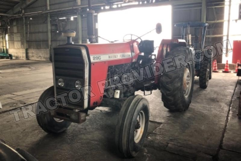 Massey Ferguson / MF-290 Stock No. TP1928801