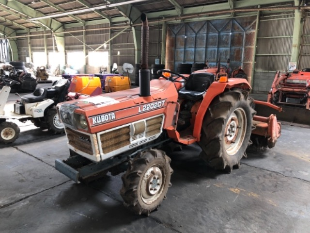 Kubota / L2202DT Stock No. TP11932801