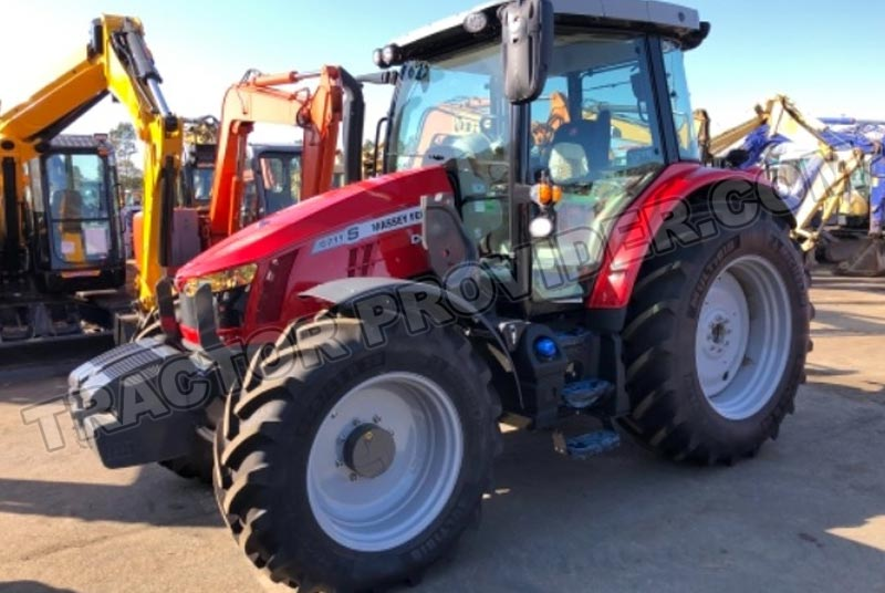Massey Ferguson / MF-5711S/4WD Stock No. TP1092911