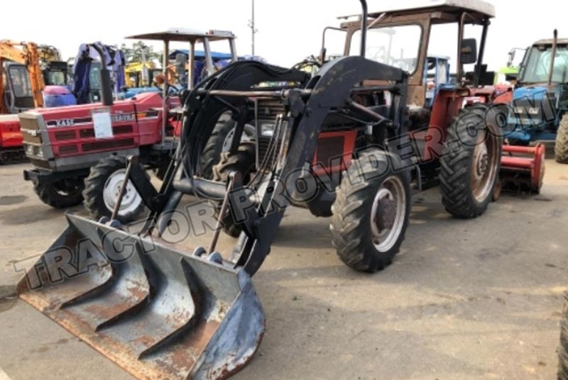 Massey Ferguson / MF-365/4WD Stock No. TP1094911
