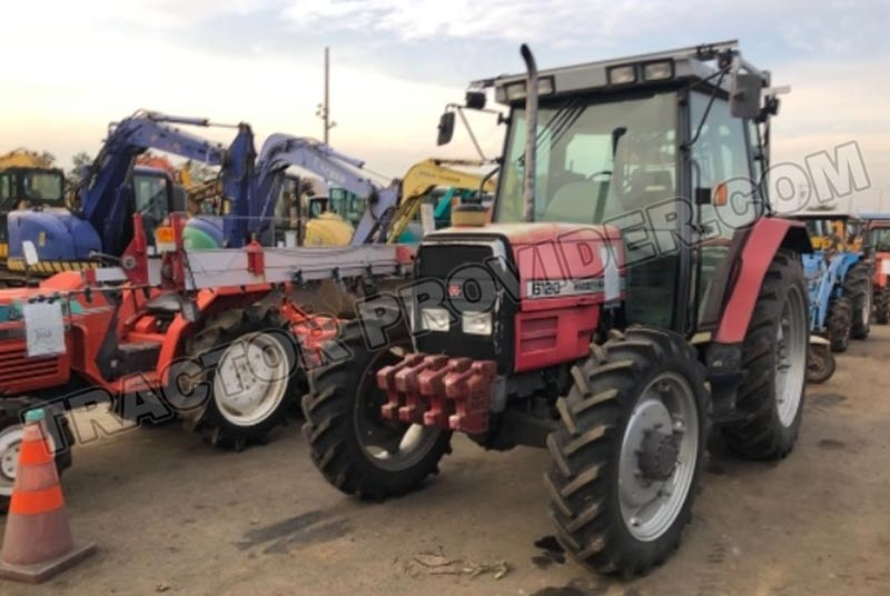 Massey Ferguson / MF-6120/4WD Stock No. TP1095911