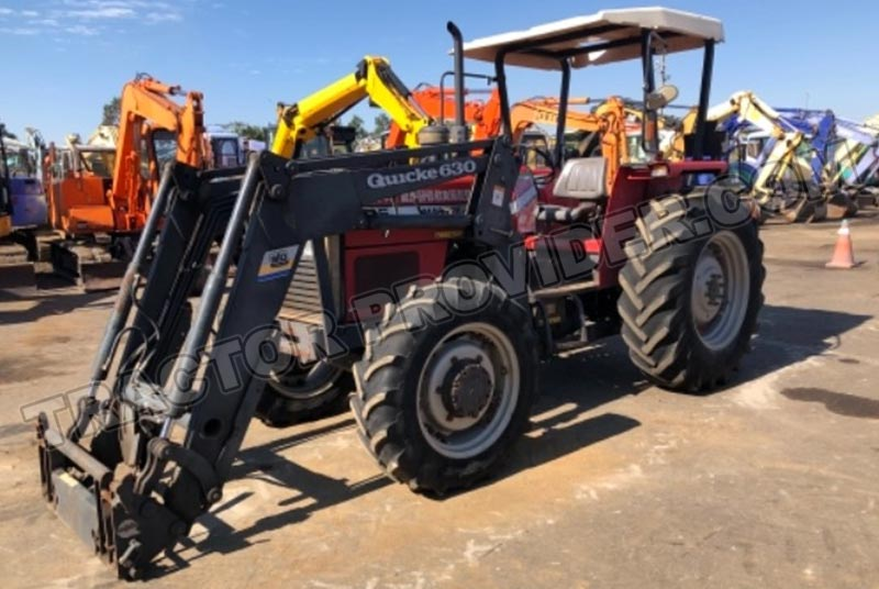 Massey Ferguson / MF-365/4WD Stock No. TP1109911
