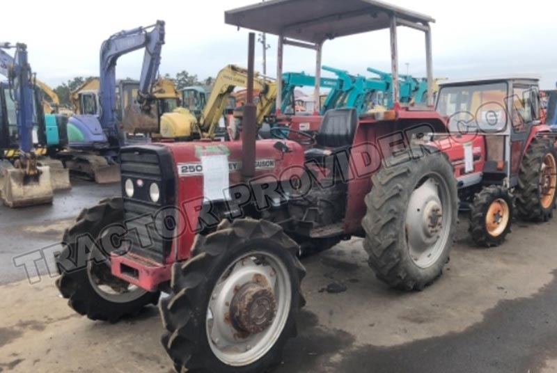 Massey Ferguson / MF-250/4WD Stock No. TP1110911