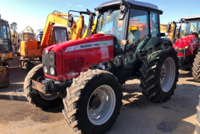 Massey Ferguson / MF-4445/4WD Stock No. TP1114911