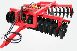 Eripici Frangizolle Disc Harrow for sale