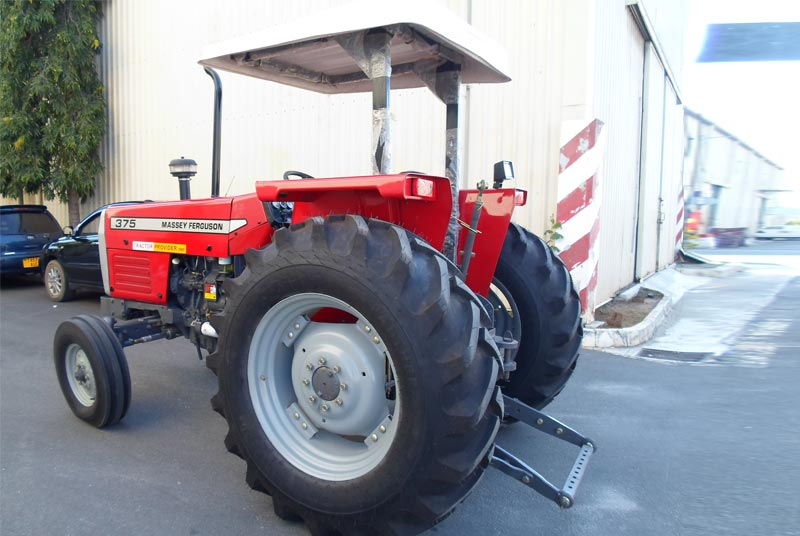 Massey Ferguson 375 Tractors for Sale