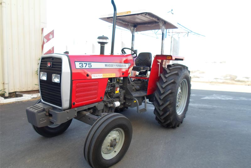 MF 375 Tractor Dealer in Africa