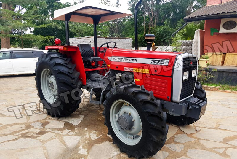 MF 375 (4WD) Tractor