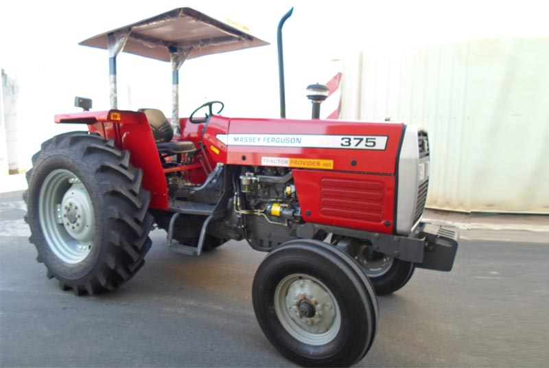 Massey Ferguson 375 Tractors for Sale, MF 375 Tractors