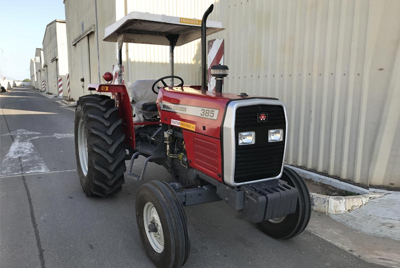 MF 385 Tractors for sale
