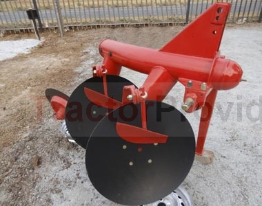 Disc Plough  2 Dices